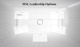 MNL Leadership Options