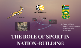 Copy of THE ROLE OF SPORT IN NATION-BUILDING