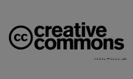 Copy of Creative Commons