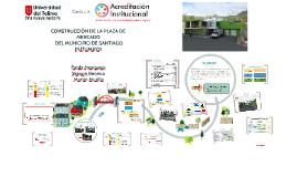 CONSTRUCCIÓN DE LA PLAZA DE MERCADO