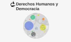 Copy of Derechos Humanos y Democracia