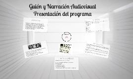 Presentacion taller de guión