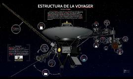 Estructura de la Voyager