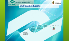 Copy of CARPETA GERENCIAL