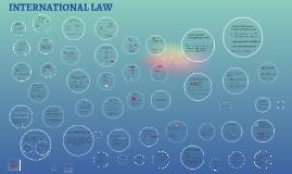 Copy of INTERNATIONAL LAW