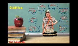 aula - didática