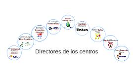 Mesa redonda directores