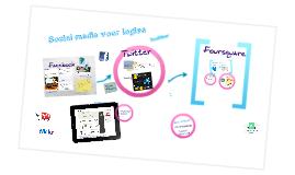 Social media voor logies - Heidi Vandenbussche