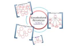 Constitutional Structures