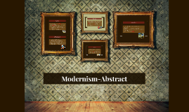 Modernism-Abstract