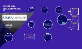 Copy of Enseñar a través del campus virtual
