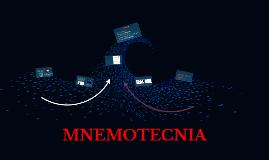Las mnemotecnias