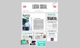 LUCHA SOCIAL