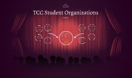 TCC Student Organizations