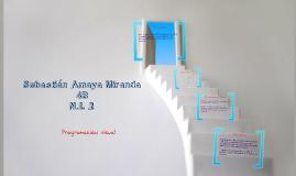 Explicar los lenguajes de programación visuales
