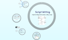 Copy of Script Writing