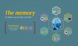 Memory presentation English