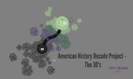 American History Decade Project -