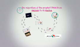 The migration of the prophet from Makkah to Al-Madina  TSPS