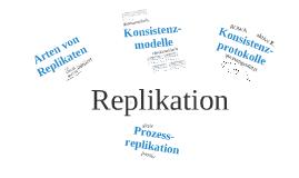 Replikation