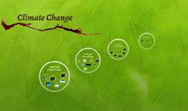 Climate Change and Vanishing Biodiversity