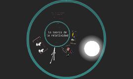 """Copy of Introducción General """"T Relatividad"""""""