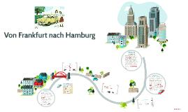 Von Frankfurt nach Hamburg