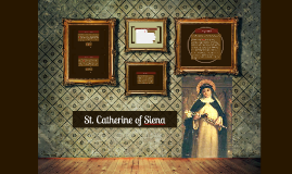 Copy of St. Catherine of Siena