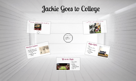 Jackie Goes to College