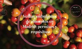 Consultoría CasaLuker: permisos para ventas ambulantes en Madrid
