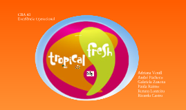 Copy of Tropical Fresh
