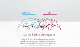 Copy of Síntesis de la filosofia de Santo tomas de Aquino.