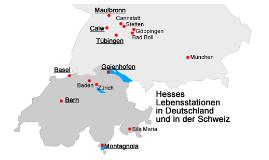 Kultur am Bodensee: Hermann Hesse & Otto Dix