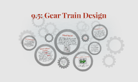 Copy of 9.5: Gear Train Design