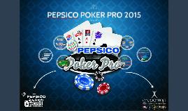 PEPSICO POKER PRO 2015