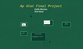 Ap Stat Final Project