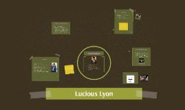 Lucious Lyon