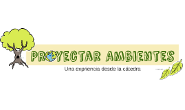 Proyectar Ambientes