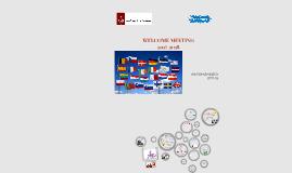 Copy of OPENING ERASMUS MEETING