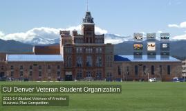 CU Denver - SVA Biz Plan Comp Prezi
