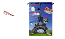 GCSE French @ The Grange