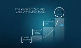 How to Generate Accounting Leads Online: LIKE A BOSS!