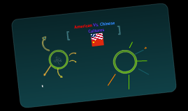 Copy of Chinese vs. American
