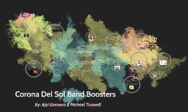 Corona Del Sol Band Boosters