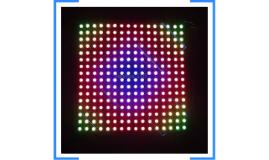 IR REACTIVE LED