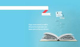 Copia de Reusable EDU Design: Literary Devices