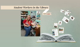 Student Workers in the Library