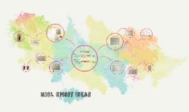 NJCL Spirit Ideas / Spirit Castra