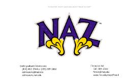 Nazareth College Undergraduate Admissions Information Session