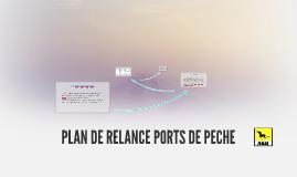 PLAN DE RELANCE PORTS DE PECHE